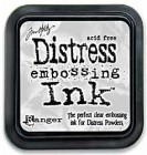 Clear Ink Ranger Tim Holtz Distress Embossing Pad