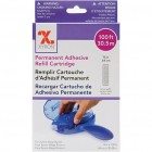 Clear Adhesives Xyron Mega Runner Permanent Refill 1/4""
