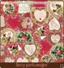 Fancy Pants Designs Vintage Valentine My Funny Valentine