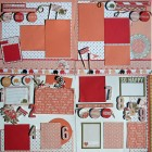 Fabulous & So Happy Page Kit 2 Layout Set
