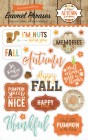 EP A Perfect Autumn Enamel Phrases