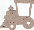 The Chipboard Store Train
