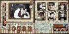 Expressions Scrapbook Page Kit