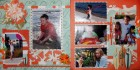 Hit The Beach Scrapbook Page Kit