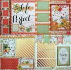 Capture Life's Details Two Layout Scrapbook Page Kits