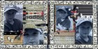 Extreme Boy Scrapbook Page Kit