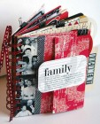 Various Paper Teresa Collins Family Matters Envelope Kit