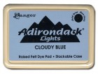 Baby Blue Ink Ranger Adirondack Lights Cloudy Blue
