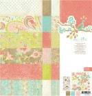 Crate Paper Blue Hill Collection Kit