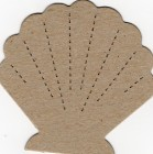 Brown Chipboard The Chipboard Store Seashell