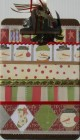 Christmas Holiday Altered Clipboard Kit