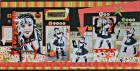 Scary Rag Doll Scrapbook Page Kit