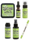 Tim Holtz May Twisted Citron Set