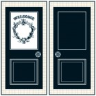 Teresa Collins Welcome Home Chipboard Covers
