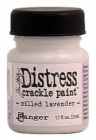 Tim Holtz Milled Lavender Distress Crackle Paint