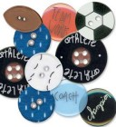 Junkitz Athlete Buttonz