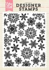 "EP ""Winter Snow A2"" Designer Stamps"