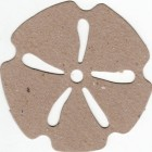 The Chipboard Store Sand Dollar