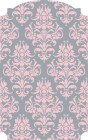 Pink Chipboard Teresa Collins Timeless Covers