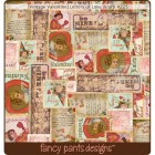 Fancy Pants Designs Vintage Valentine Letters of Love