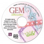 Prima Gem Silhouettes Digital CD
