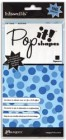 White Adhesives Ranger Pop It Shapes Squares