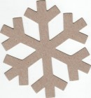 The Chipboard Store Snowflake