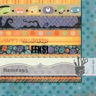 Fancy Pants Designs Trick or Treat Strips