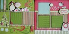 Various Paper Simply Magical Scrapbook Page Kit