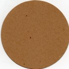 The Chipboard Store 4 inch Circle