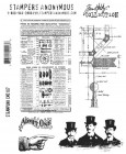 Tim Holtz Steampunk Stamp Set