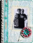 Scraptique Altered Composition Notebook STMJ