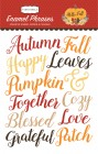 EP Hello Fall Enamel Phrases