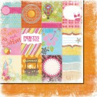 Fancy Pants Beach Babe Cards