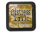 Ranger Tim Holtz Crushed Olive Distress Pad