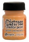 Tim Holtz Spiced Marmalade Distress Crackle Paint