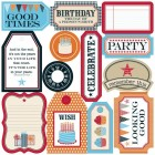 Teresa Collins Designs Celebrate Tags