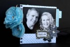 Teresa Collins Friendship Card Album Kit