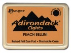 Peach Ink Ranger Adirondack Lights Peach Bellini